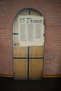 Martin Luthers 95 Thesen